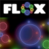 Flox - Flox is a simple game where you try to capture and merge circles of the same colors using your mouse as a lasso and then you send the circles to the ever-shrinking pool in the center. If the pool shrinks to nothing it's game over. I hope you enjoy playing this game. See how much you can score! Please feel free to leave any comments or feedback.