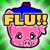 Flu!! 2 - Save the farm (again) and vacciante all piggies. 54 levels of now less frustrating puzzle action. Practice your timing and multi-object-focus skills. Meet 'Evil Pig' and 'Le Pig Atomique' in this sequel.