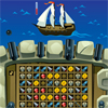 Fort - You have found the treasure in the middle of the ocean. In the heart of the old FORT. But before you pick up your treasures, you will have to destroy pirate ships, which hunted for treasure as much as you do. Do not let the pirates to destroy the fort and pick up your treasures! Collect bombs to shoot shells at enemy ships and various ancient objects to gather as much wealth.