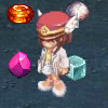 FoxieFox's Memory Gems - FoxieFox's Memory Gem is a mini game is made specially for Trickster Online MMOG fans. Its basically a memory game where players been given 8 seconds to memorized all the gemstones and then, later click and find the pair.