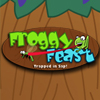 Froggy Feast: Trapped in Sap! -