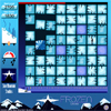 Frozen - Help Samantha Bloodworth and her robot companion PEDRO find their way to safety across the shattering Ross Sea in this online version of the game Frozen.  Complete the 30 time based levels of ice matching to build a bridge for them to get back to their base camp.