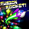 Fusion Rocket - Fusion Rocket is original puzzle game, with a simple pick up and play type gameplay. Those who enjoy Bejeweled or Chuzzle will love Fusion Rocket.