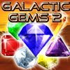 Galactic Gems 2 - Collect galactic gems. Discover powerful bonuses. Explore new planets.