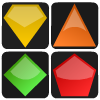Gem Crusher - Click on gem and crush it. Use your strategies to beat all of your friends and become the best Gem Crusher in your group!