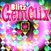 GemClix Blitz+ - GemClix Blitz+ from MunsieGames. Fast action arcade style Gem matching game. This version of the popular GemClix game is faster than ever!