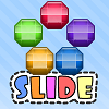 Gems Slide - Fun Colourfull Match 3 Gems Slide Game