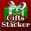 Gifts stacker - Click to release a present. Get a bonus for stacking the presents perfectly on top of each other. Stack as many presents as you can! Have fun