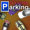 Glamour Parking - Your colleagues are sick and you're the only car parking available, you have to park all the luxury cars without a scratch or be fired.