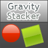 Gravity Stacker - A box2d stacking game with 50 levels where you test your stacking skills against 8 different directions of gravity.