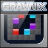 Gravnix - Match blocks in this puzzle game. 