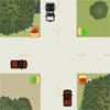 Gridlock Buster - Gridlock Buster challenges you to manage the flow of traffic in a gridlocked city in the not-too-distant future. Commissioned by the University of Minnesota, developed by Web Courseworks