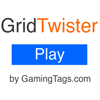 GridTwister - Twist any block of 4 squares clockwise in an attempt to get the highest numbers into the multiplier squares.