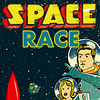 HeadSpin: Space Race - A spot the difference game with a difference. Open an illustrated popup book and flip items on the page to make sure each is mirrored.  Complete each page to follow the exciting story of our brave Space Adventurers!