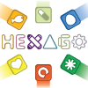 Hexago - The Hexago machine is about to break down. Take control and match its symbols with incoming ones by a simple flick of a finger! See how long you can keep the machine running in this symbol-matching mania where your reflexes are put to the test.