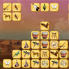 Hunkpapa Sliding Mahjong - Beautiful slide mahjong game with excellent graphics with Indian theme. Eliminate all symbols by sliding them in a desired direction so it creates a combination with one or more identical neighboring pieces. Once all of them are cleared you can advance to the next stage.