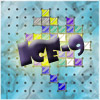 Ice-9 - A simple puzzle game going on the usual formula of connecting same-color dots.  Great music, fun, quick play.