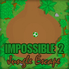 Impossible 2: Jungle Escape - Impossible is back with round two! Now with 15 levels to play through, each as hard as the last, can you fight your way through the jungle to escape at the end?