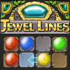 Jewel Lines - Jewel Lines boasts captivating game-play, attractive graphics and simple rules. Arrange balls of the same color in vertical, horizontal or diagonal lines to complete levels. Or just gain scores to be the first one in the highscore table !