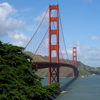 Jigsaw: Golden Gate - The Golden Gate Bridge in San Francisco was finished in 1937, and was at the time the longest suspension bridge in the world (2737m).