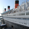 Jigsaw: Queen Mary - RMS Queen Mary sailed the North Atlantic Ocean from 1936 to 1967. The ship weigh 75,000 ton and its 310m long and 55m high.