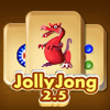 Jolly Jong 2.5 - Jolly Mahjong Solitaire Game. Remove all tiles.