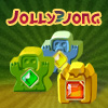 Jolly Jong 2 - Fun Mahjong matching game with 2 modes: classic and Arcade.