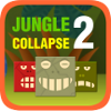 Jungle Collapse 2 - Jungle collapse 2 is a sequel to an addicting and extremely popular highscores block collapsing game Jungle Collapse! This time the game comes with a new gameplay mechanics, lots of bonuses and 3 game modes! Great fun for the whole family!
