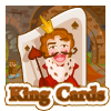 King of Cards - Nijumi - Find two identical cards.