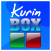 Kurin Box - Casual puzzle game. Complete each level by switching all boxes into blue box. Move the highlighter around and click to switch boxes under it. The blue box will be switched into red box and vise versa.