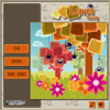 Leaves Falling - Remove all blocks by clicking on groups of the same colour. Use bombs to destroy surrounding blocks. Avoid removing single blocks, or you'll get damaged. Try to find prize sets of bricks to gain extra points.