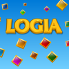 Logia - Form words as fast as you can before the letters reach the top!