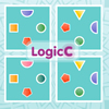 LogicC - Set same signs on edges of the box beside each other.