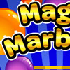 Magic Marbles - The object of this puzzle game is to rotate the marbles to match four of the same color in the square. The square can be of any size and orientation.