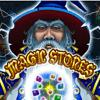 Magic Stones - Destroy the magic stones by clicking same coloured groups with at least 3 stones.