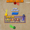 Marble Roller - A fast-paced arcade version of an old favourite!  Blast through the oncoming wall by matching marbles of the same colour.  Use