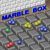 MarbleBox - MarbleBox is a challenging strategy game. Your objective is to mark all boxes that contains marbles. If you open a box that contains a marble, the game is over!