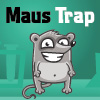 Maus Trap - Peanut the mouse has found her self trapped in a dangerous lab filled with crazy and dangerous machinery. Help her to escape!