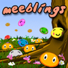 Meeblings - Help the Meeblings! Use the Meeblings special abilities to rescue as many as possible each level. Explore the Meeblings' world in all 50 fun filled levels.