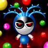 Metal Monster II - Metal monster is a fast board game, you have to click on contiguous colored balls to remove them. Time is running fast and adds a line at the bottom. Collect at least 6 Diamonds in order to go to next level.Time is running......