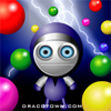 Metal Monster - Metal monster is a fast board game, you have to click on contiguous colored balls to remove them. (In order to destroy the monster) Time is running fast and adds a line at the bottom. Remember click the bonus diamond  behind a colored ball.