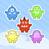 Monsters Blast - Colorful Monsters Game