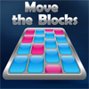 Move the Blocks - This is an easy mind game inspired from rubic cube. There are 13 levels to complete.