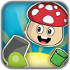 Mushroom Cannon 3 - Mushroom Cannon is back! Simply move mouse to adjust the angle and power of your cannon, then click to fire the mushroom.