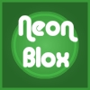 Neon Blox - Match horizontal and vertical pairs.