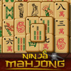 Ninja Mahjong - Some rival ninjas have come into your dojo and made a mess of your mahjong pieces. Use your ninja skills to match the pieces and clear the dojo as quickly as you can in this classic version of Mahjong.