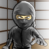 Ninja - Help young Ninja to find a way out of a temple. Logic game consist of 13 levels.