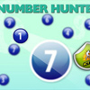 Number Hunter - Like a jealous, but equally pretty twin sister of Letter hunter, Number hunter is here to satisfy those of you with a slightly more numeric approach to life. Whatever that means.