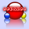 OobakoO - Simple puzzle/arcade type game where your goal is to clear all of the orbs on the play area. Swap colors around to make new, complex colors to destroy more orbs.