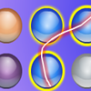 Orb Sketch - Connect orbs of the same color as quickly as you can!